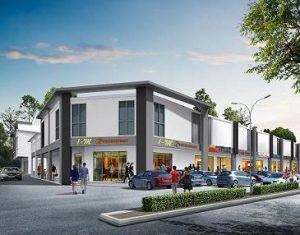 Laguna Merbok Business Park (Phase 14) 1-Storey Shop House (Current Launch)