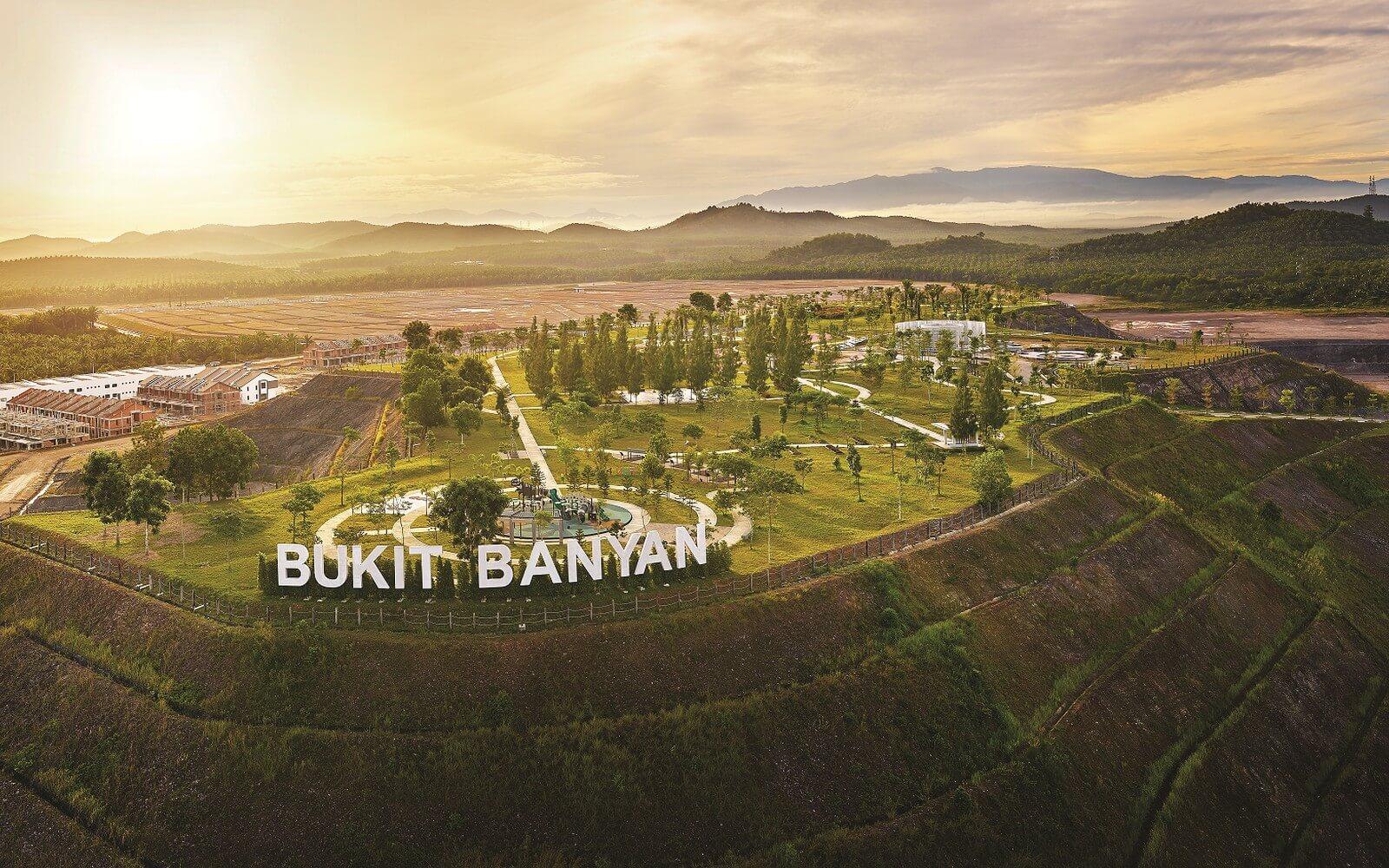 Bukit Banyan Up Close To Nature