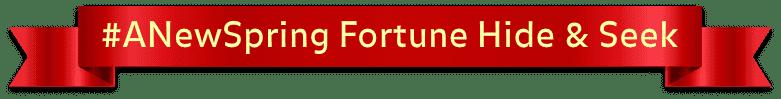 #OneInHope Fortune Hide & Seek