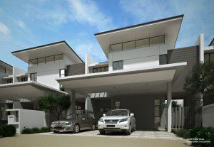 Courtyard Villa (Sold)