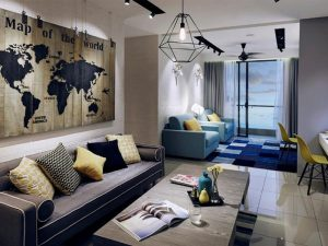 Serviced Apartment (Sold)