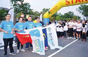 百乐园产业配合世界肾脏日联办 2千人参与彩虹欢乐跑