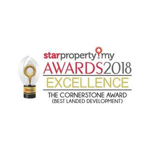 The Cornerstone Award (Best Landed Development)