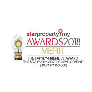 The Family-Friendly Award (The Best Family-Centric Development below RM350K)