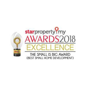 The Small is BIG Award (Best Small Home Development)