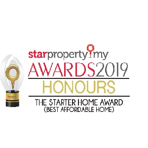 THE STARTER HOME AWARD (BEST AFFORDABLE HOME)